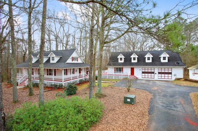 3123 Jonesboro Road, Hampton, GA 30228 (MLS #6008516) :: North Atlanta Home Team