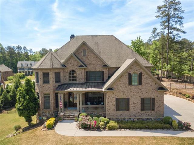 1205 Hamilton Estates Drive NW, Kennesaw, GA 30152 (MLS #6008549) :: North Atlanta Home Team