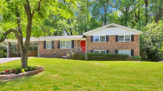 838 Shadybrook Drive, Marietta, GA 30066 (MLS #6008649) :: The Zac Team @ RE/MAX Metro Atlanta