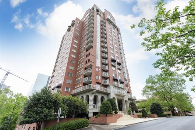 3435 Kingsboro Road NE #1402, Atlanta, GA 30326 (MLS #6008734) :: The North Georgia Group