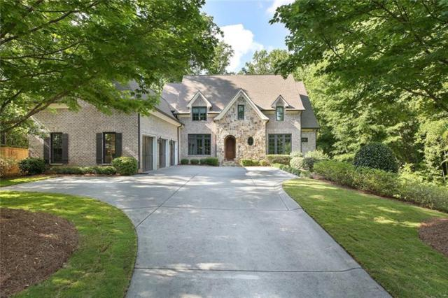 394 Carriage Drive, Sandy Springs, GA 30328 (MLS #6008976) :: The Zac Team @ RE/MAX Metro Atlanta