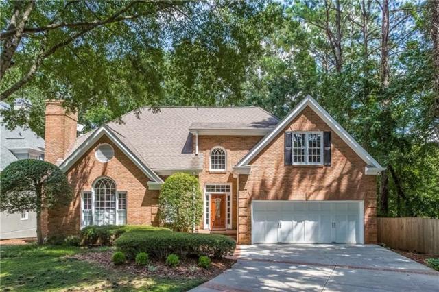 255 Woodchase Close NE, Sandy Springs, GA 30319 (MLS #6009054) :: North Atlanta Home Team