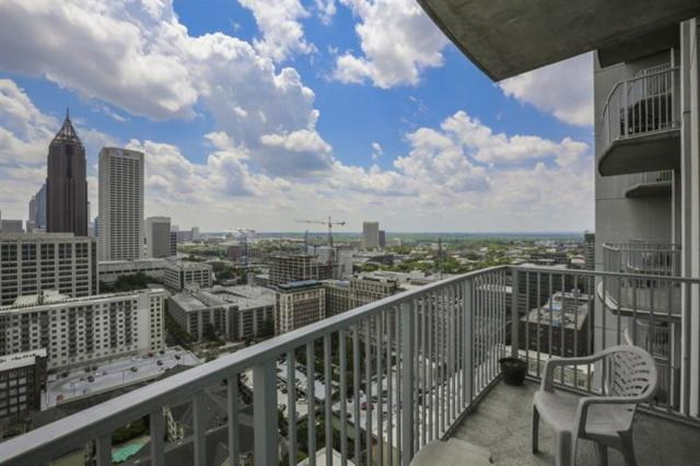 860 Peachtree Street NE #2412, Atlanta, GA 30308 (MLS #6009077) :: The North Georgia Group