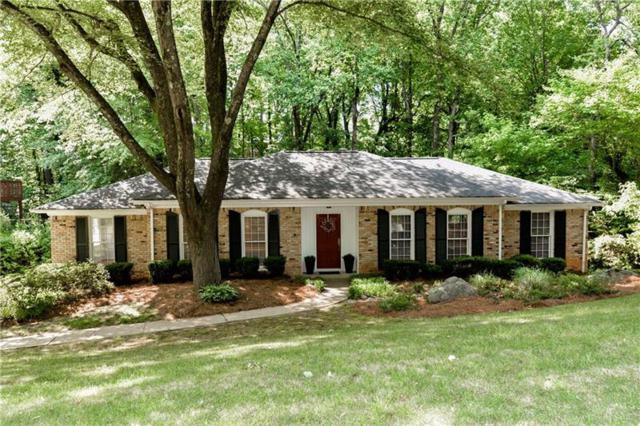 1285 Chaucer Lane NE, Brookhaven, GA 30319 (MLS #6009112) :: North Atlanta Home Team