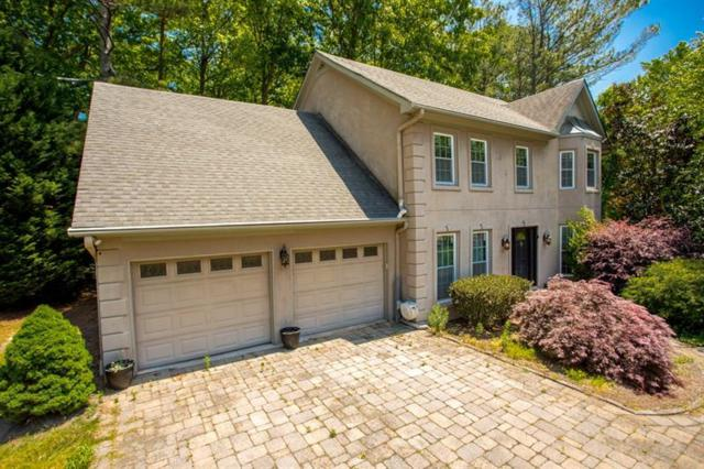1026 Derby Run NW, Marietta, GA 30064 (MLS #6009170) :: The Hinsons - Mike Hinson & Harriet Hinson