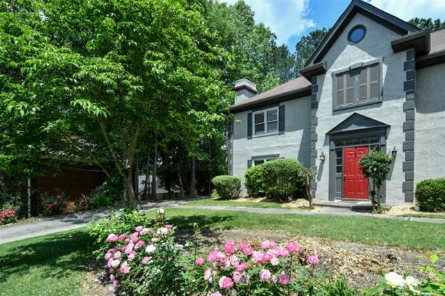 9158 Carroll Manor Drive, Sandy Springs, GA 30350 (MLS #6009193) :: North Atlanta Home Team