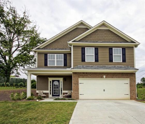 210 Arbor Drive, Rockmart, GA 30153 (MLS #6009218) :: The Russell Group