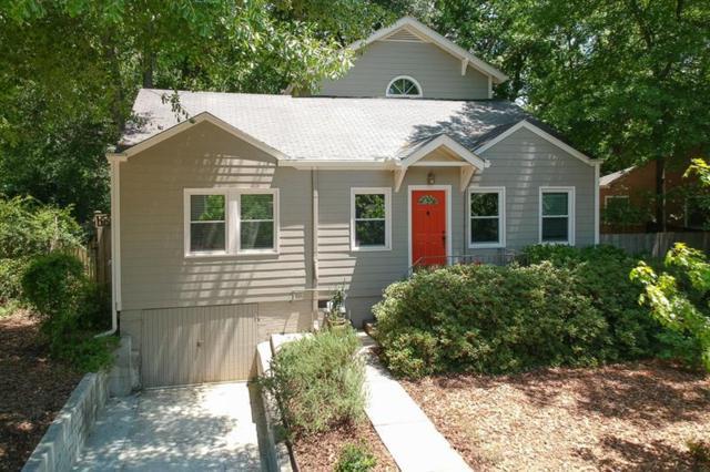 136 Hood Circle, Decatur, GA 30030 (MLS #6009280) :: The Zac Team @ RE/MAX Metro Atlanta