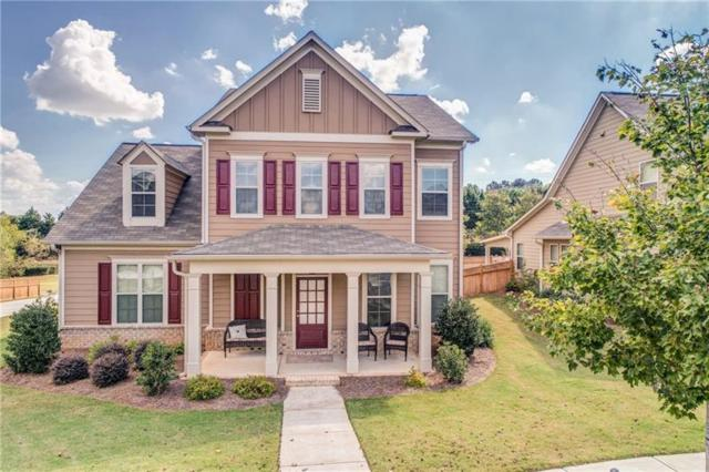 196 S Village Avenue, Canton, GA 30115 (MLS #6009333) :: The Russell Group