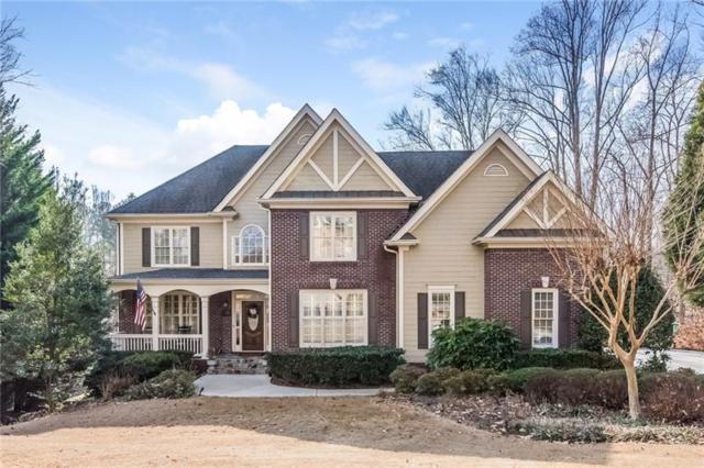 725 Greenview Terrace, Milton, GA 30004 (MLS #6009373) :: North Atlanta Home Team