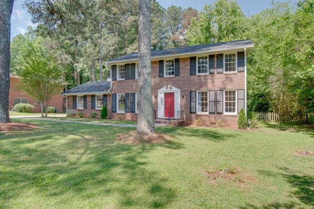 3401 Northside Drive, Hapeville, GA 30354 (MLS #6009385) :: The Russell Group