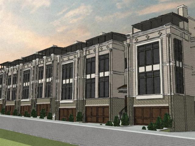 3491 Roxboro Road #8, Atlanta, GA 30326 (MLS #6009392) :: RE/MAX Paramount Properties