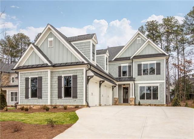 214 Belle Lane, Sandy Springs, GA 30328 (MLS #6009466) :: RE/MAX Paramount Properties