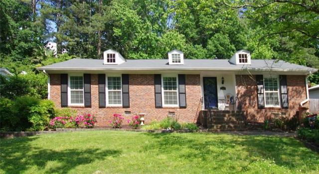 2037 Desmond Drive, Decatur, GA 30033 (MLS #6009503) :: The Russell Group