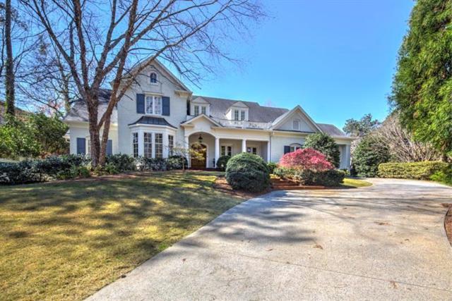82 Blackland Road NW, Atlanta, GA 30342 (MLS #6009514) :: The Russell Group