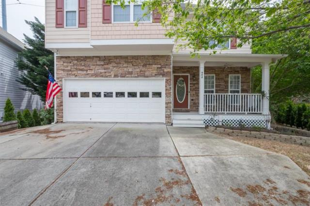 902 College Place Court NW, Kennesaw, GA 30144 (MLS #6009524) :: RE/MAX Paramount Properties