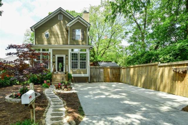 232 Clarke Street SE, Atlanta, GA 30312 (MLS #6009528) :: The Russell Group