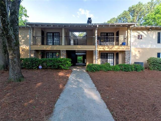 1150 Collier Road NW J15, Atlanta, GA 30318 (MLS #6009545) :: Good Living Real Estate