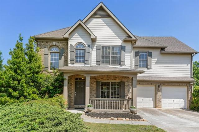 168 Mountain Vista Boulevard, Canton, GA 30115 (MLS #6009564) :: The Russell Group