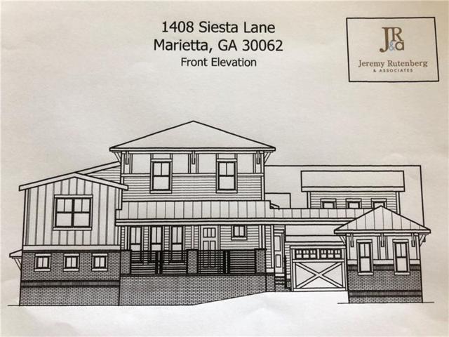 1408 Siesta Lane, Marietta, GA 30062 (MLS #6009572) :: RCM Brokers