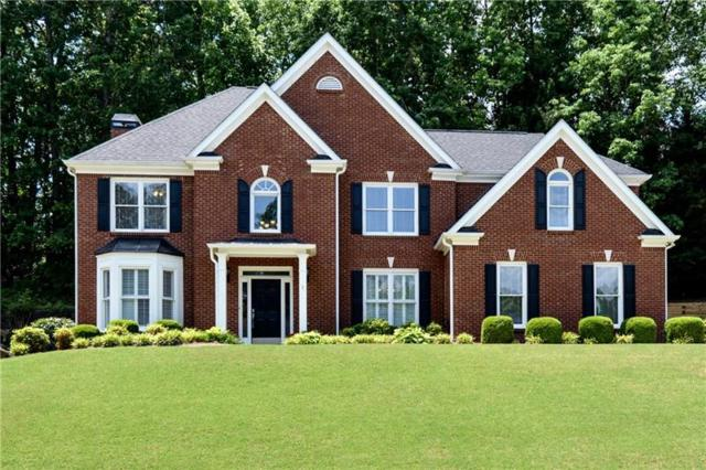 1790 Presidents Drive, Lawrenceville, GA 30043 (MLS #6009617) :: RE/MAX Paramount Properties