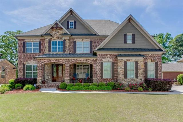3066 Walking Horse Trail, Buford, GA 30519 (MLS #6009639) :: The Russell Group