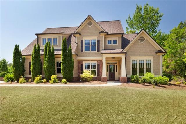 7 Autumn Wood Drive, Cartersville, GA 30120 (MLS #6009680) :: The Russell Group