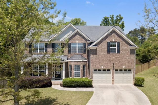 4492 Elsinore Circle, Norcross, GA 30071 (MLS #6009779) :: North Atlanta Home Team