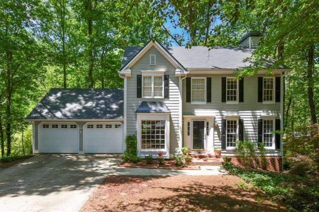 4830 Buckhorn Court, Powder Springs, GA 30127 (MLS #6009838) :: The Russell Group