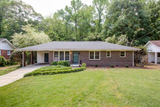 2859 Concord Drive, Decatur, GA 30033 (MLS #6009967) :: The Bolt Group