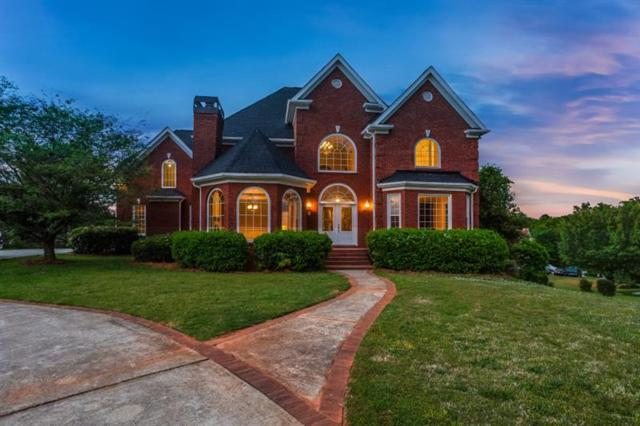 115 Fiddlers Ridge, Fayetteville, GA 30214 (MLS #6009994) :: North Atlanta Home Team
