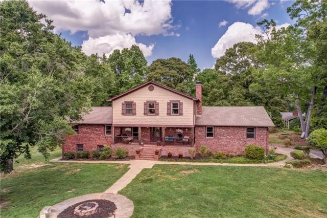 3801 Poplar Springs Road, Gainesville, GA 30507 (MLS #6010051) :: Iconic Living Real Estate Professionals