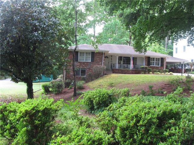 495 Franklin Road, Atlanta, GA 30342 (MLS #6010083) :: RE/MAX Paramount Properties