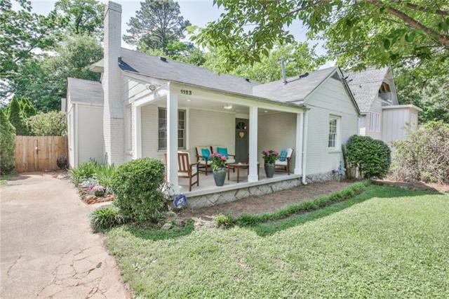 1123 S Candler Street, Decatur, GA 30030 (MLS #6010093) :: Rock River Realty