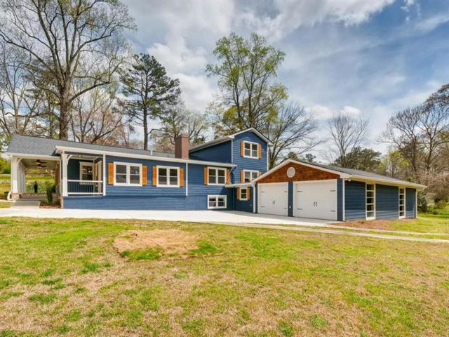 399 Cascade Drive NW, Marietta, GA 30064 (MLS #6010137) :: The Zac Team @ RE/MAX Metro Atlanta
