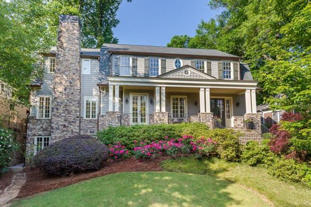 827 Sherwood Road NE, Atlanta, GA 30324 (MLS #6010208) :: The Bolt Group
