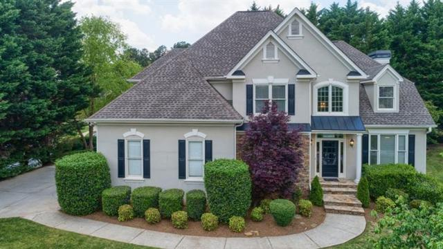 1105 Dapplefawn Court, Alpharetta, GA 30005 (MLS #6010254) :: North Atlanta Home Team