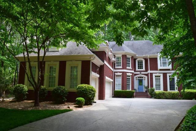 135 Hopewell Grove Drive, Alpharetta, GA 30004 (MLS #6010322) :: RE/MAX Paramount Properties