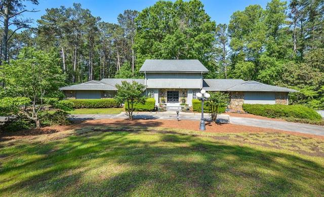 4539 Woodvalley Drive, Acworth, GA 30101 (MLS #6010330) :: The Russell Group
