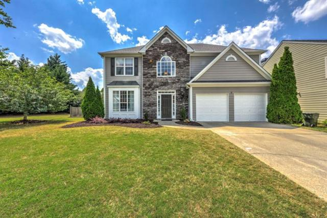3733 Christine Street NW, Kennesaw, GA 30144 (MLS #6010370) :: The Russell Group