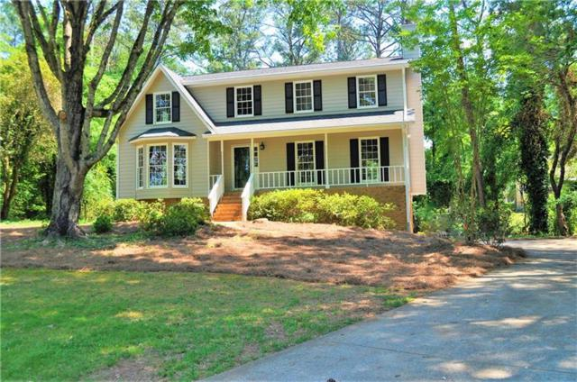 106 Bristol Square, Woodstock, GA 30188 (MLS #6010390) :: The Russell Group
