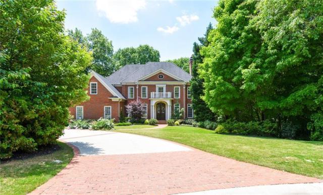 468 Gramercy Drive NE, Marietta, GA 30068 (MLS #6010440) :: Kennesaw Life Real Estate