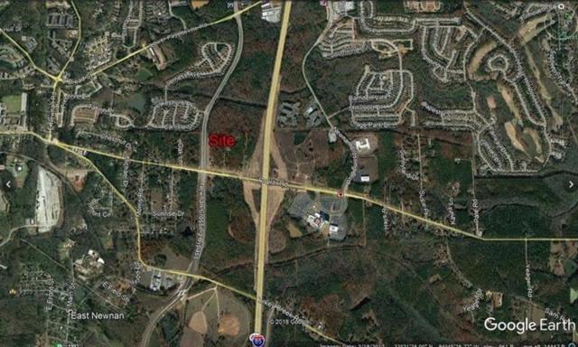 520 Poplar Road, Newnan, GA 30263 (MLS #6010485) :: The Bolt Group