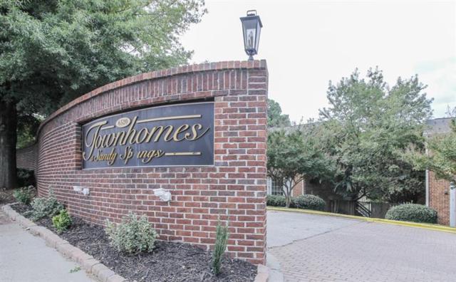 6520 Roswell Road #30, Atlanta, GA 30328 (MLS #6010507) :: North Atlanta Home Team