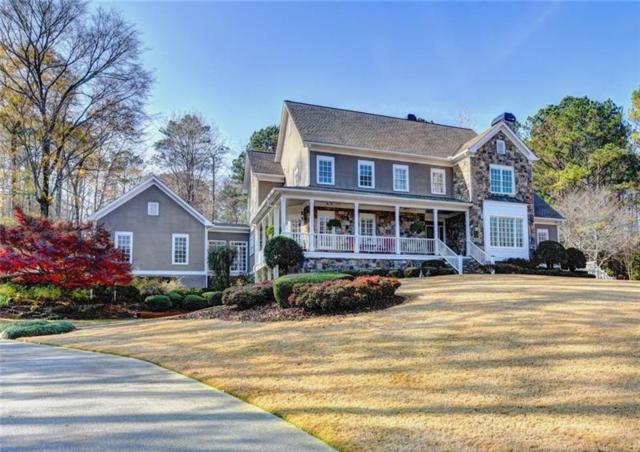 10 The Fairway, Woodstock, GA 30188 (MLS #6010536) :: North Atlanta Home Team