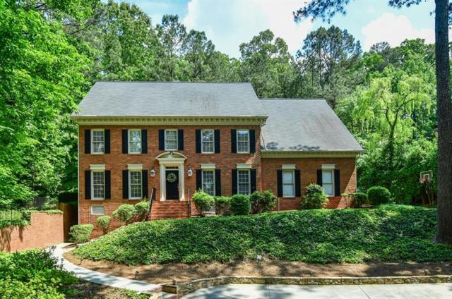 390 River Valley Road, Atlanta, GA 30328 (MLS #6010545) :: The Zac Team @ RE/MAX Metro Atlanta