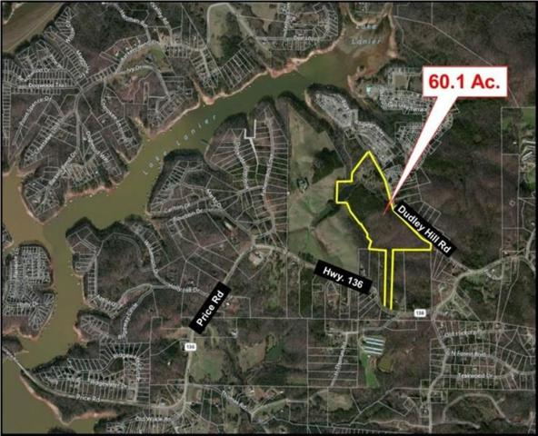 5325A Dudley Hill Road, Gainesville, GA 30506 (MLS #6010566) :: The Bolt Group