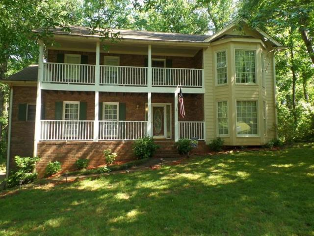 606 Copperfield Lane NW, Acworth, GA 30102 (MLS #6010575) :: The Bolt Group