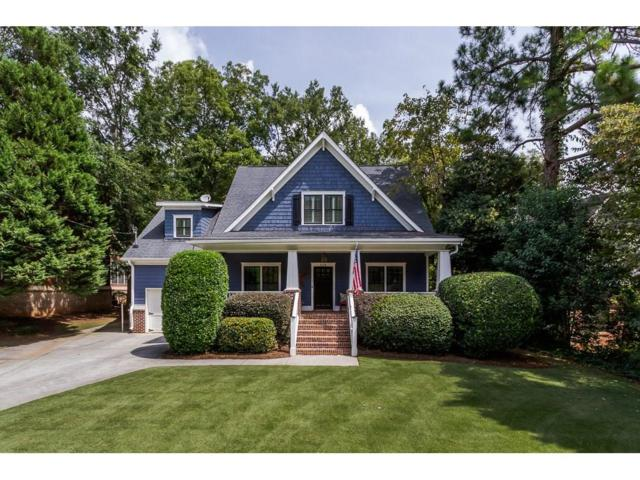 228 Willow Lane, Decatur, GA 30030 (MLS #6010607) :: The Cowan Connection Team