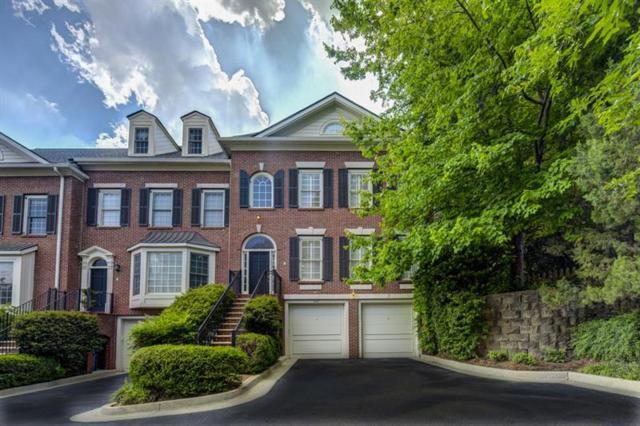 1735 Peachtree Street NE #601, Atlanta, GA 30309 (MLS #6010650) :: North Atlanta Home Team